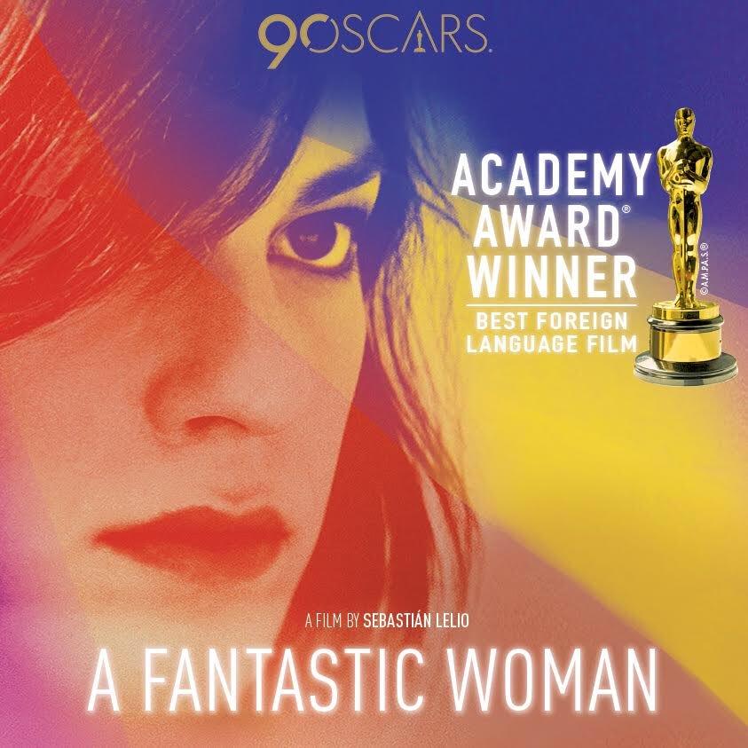 A Fantastic Woman Wins Spirit Award for Best
