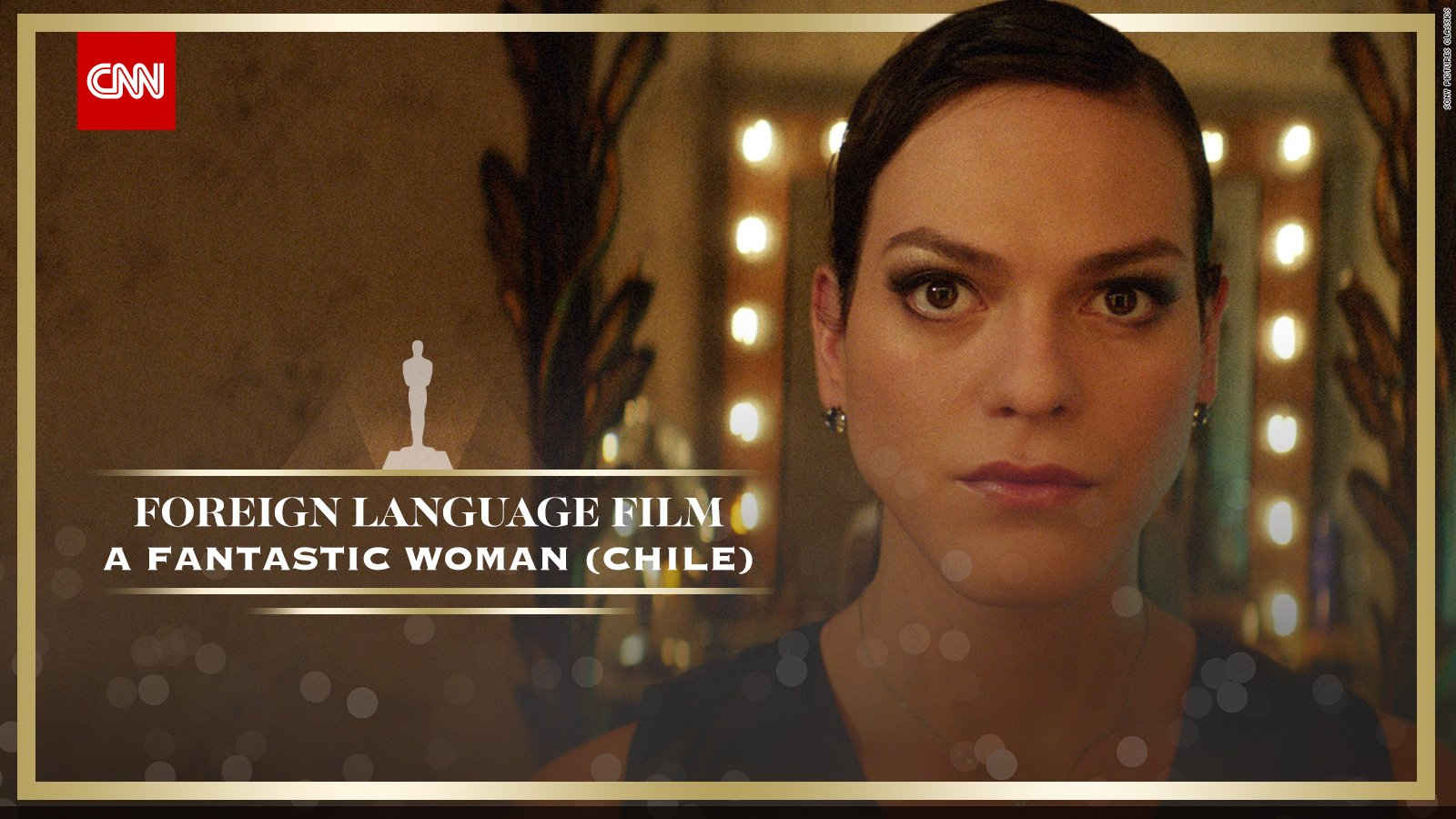 Chiles A Fantastic Woman wins Oscar for best foreign film