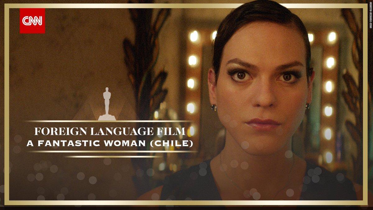 �a fantastic woman� wins best foreign language film