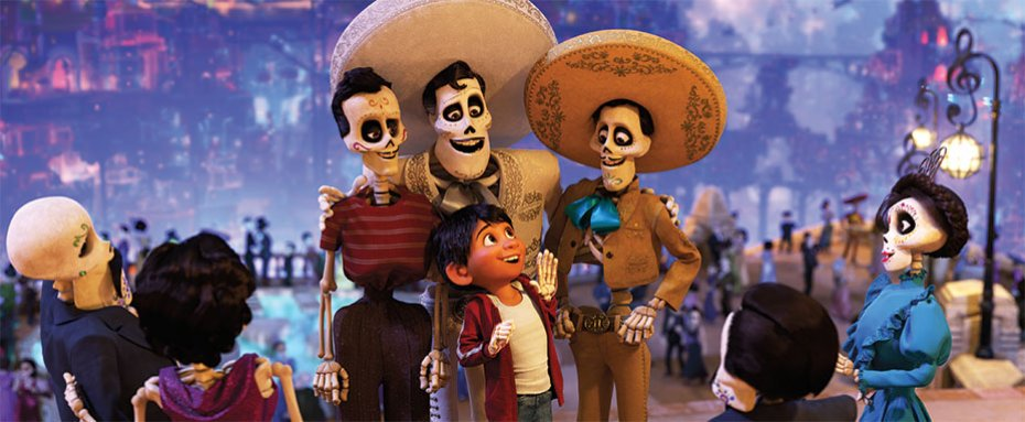 #Oscars: @PixarCoco wins Best Animated Feature https://t.co/7WtZzsV4fR https://t.co/c04PMC3qZ7