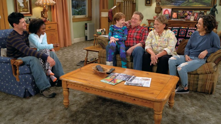 Roseanne: Watch the Trailer for ABC's Revival