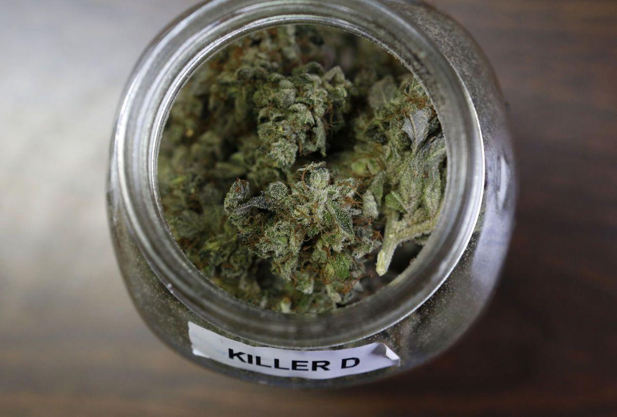 Pennsylvania's medical marijuana dispensaries running dry