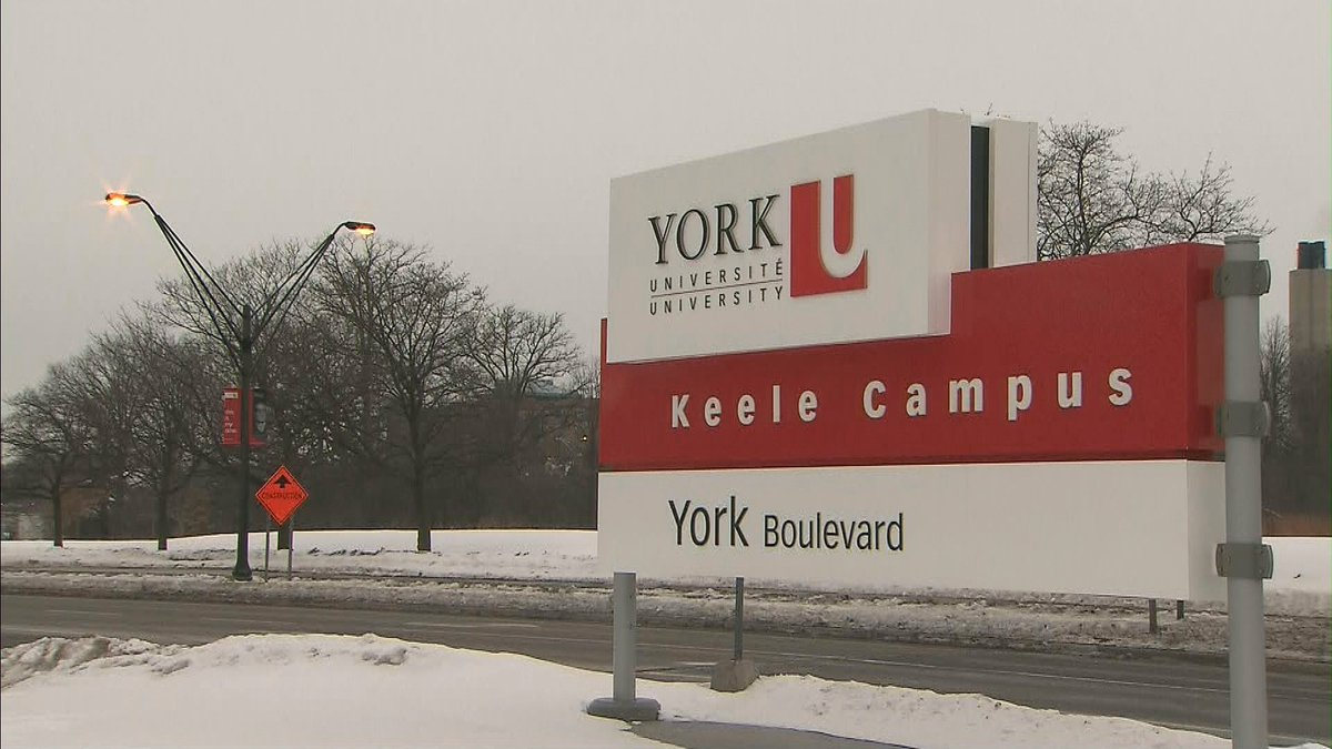 York University teaching assistants, contract faculty on strike