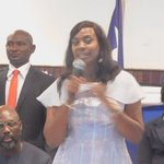 First Lady Launches 'Weah for Clean City' Campaign
