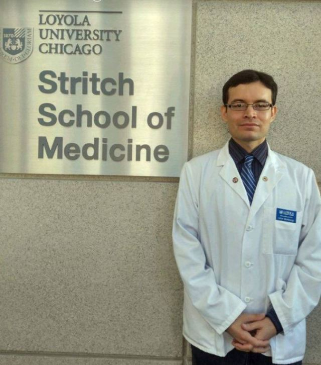 New Mexico 'dreamer' in medical school faces uncertainty