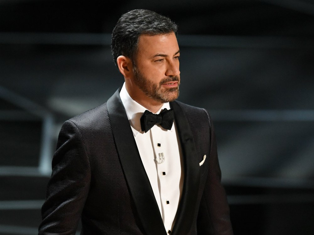 Watch Jimmy Kimmel's Oscars Monologue Address The MeToo Movement