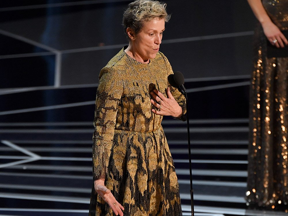 So This Was The Stand-Out Moment From The Oscars That You'll See Everywhere Today