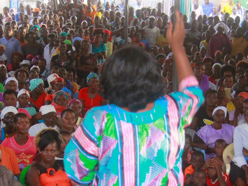 Wanga mum on Homa Bay 2022 governor race. Is she cut for it?
