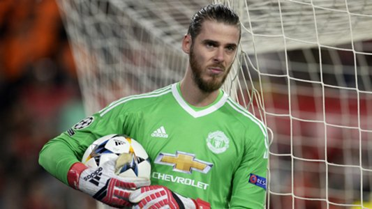 Man Utd hoping to keep De Gea for many years to come - Fortune