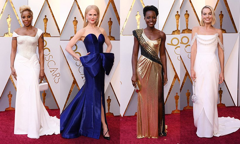 oscars 2018: best dressed ?? Which one is your favourite?