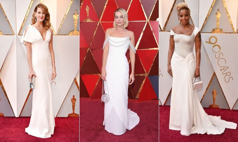 These stars looked white hot on the Oscars red carpet - which look do you like best?
