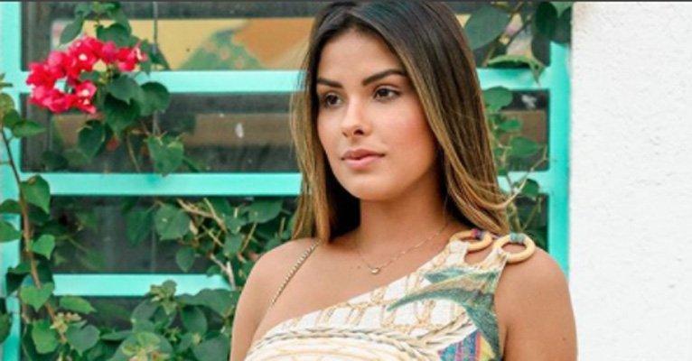 Mostra Nunes. Foto do site da Caras Brasil que mostra Munik Nunes, do BBB 16, mostra antes e depois do corpo e mudanças surpreendem os fãs