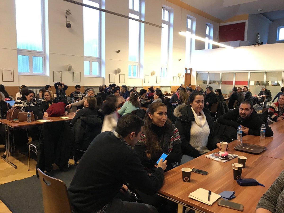 test Twitter Media - Impressionen von der #Mitgliederversammlung des #Akdag Solidaritätsvereins im #Cemevi #Berlin, die ich leiten durfte. Das ist ist gelebte Integration, Danke für das Miteinander 🌻 https://t.co/ctDTkkzDqO