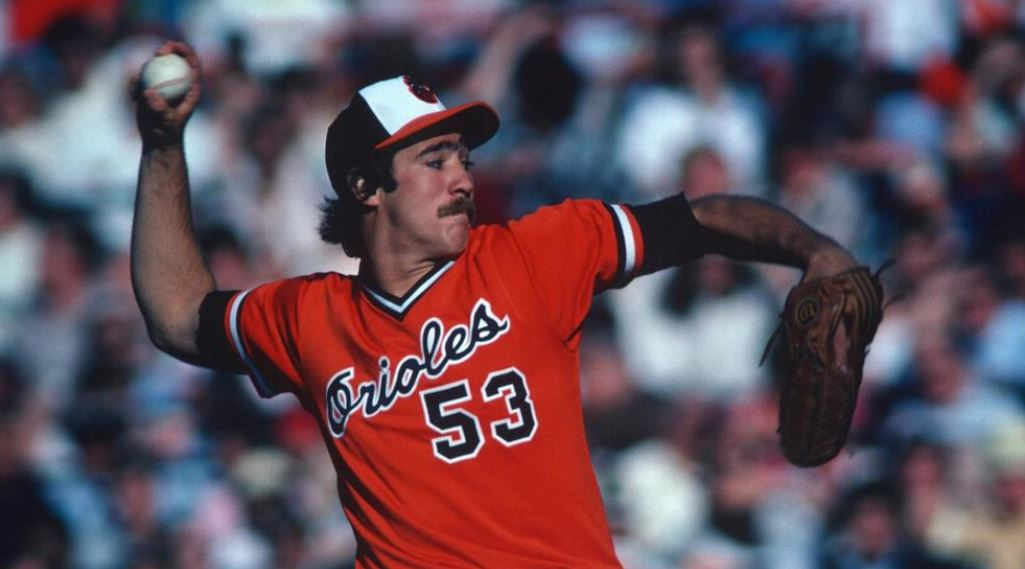 Former major-league pitcher Sammy Stewart dies at 63