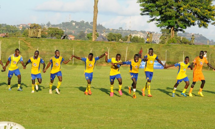Musamali left out of KCCA team to Ethiopia