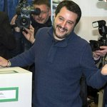 """Far-right, anti-EU parties surge in """"Ungovernable Italy"""""""