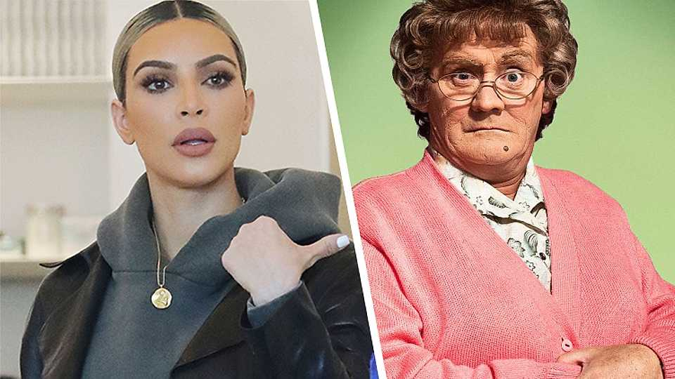 From Mrs. Brown's Boys to Kim Kardashian: 50 things Brits can't get their heads around