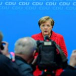 Merkel vows swift return to work for govt to boost Europe