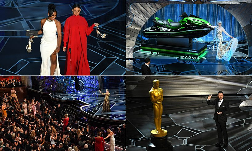 Did you watch the Oscars? Tell us which was your favourite moment!