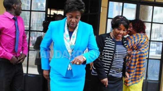 Kiambu Governor Waititu sues Ngilu over incitement