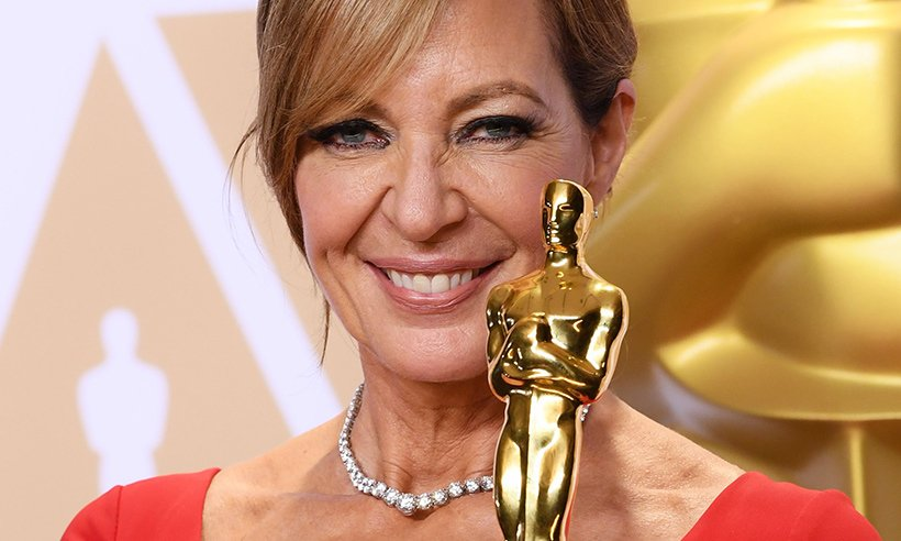 Every product that was used on Allison Janney's face at The Oscars 2018