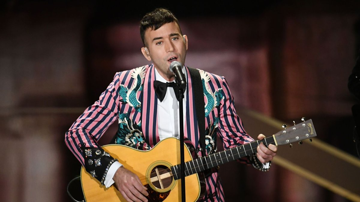 Sufjan Stevens And St. Vincent Teamed Up At The Oscars To Make Us All Cry
