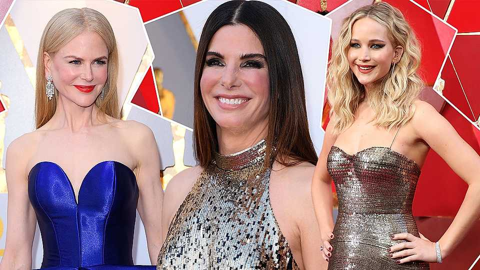 Oscars 2018: The very best looks from the red carpet