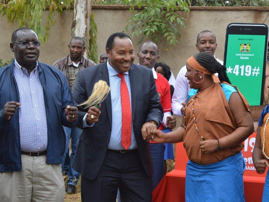 Kiambu goes cashless to cut losses