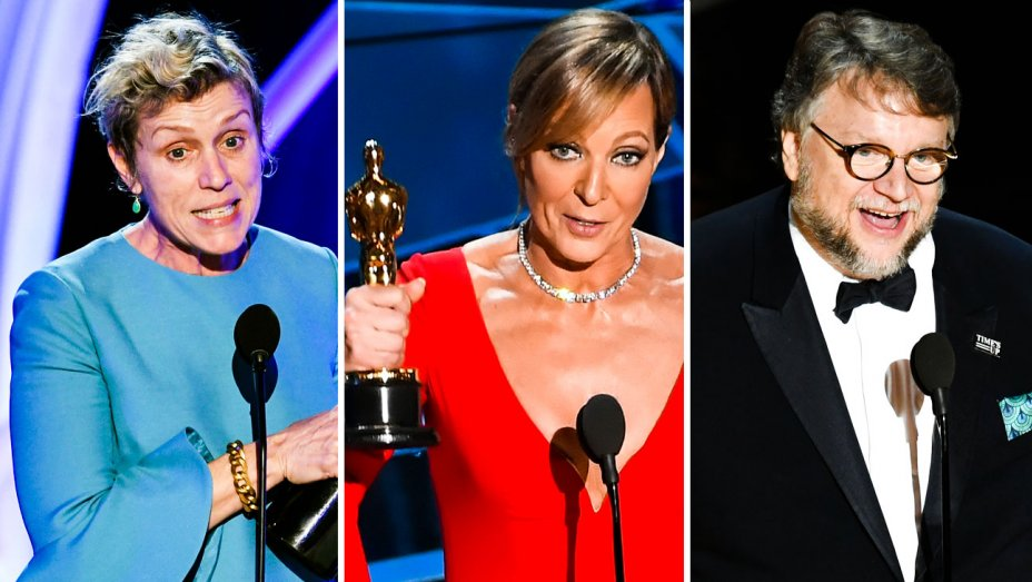 Oscars poll: What was the most memorable acceptance speech of the night?