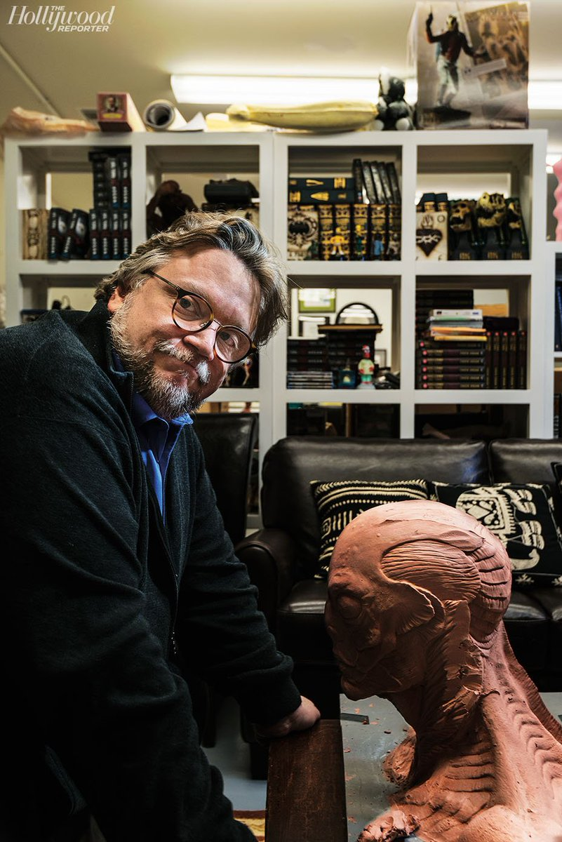 Oscars: @RealGDT's journey to @ShapeOfWater
