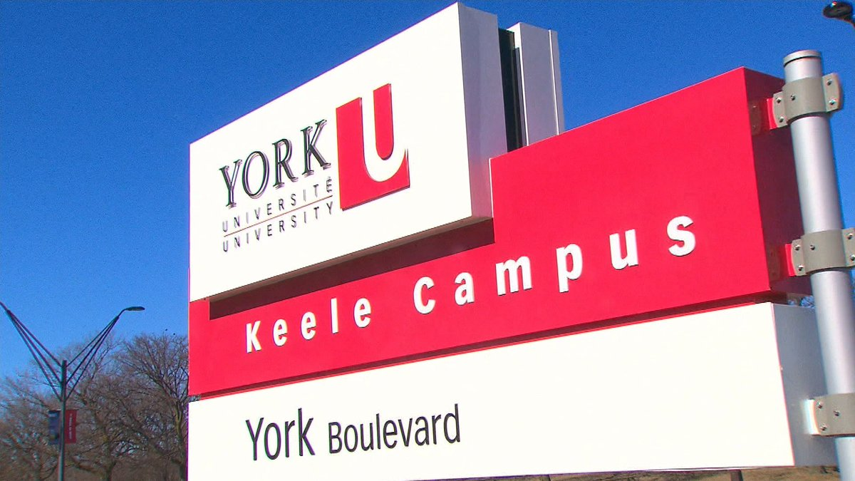 Contract staff represented by CUPE begin strike at York University