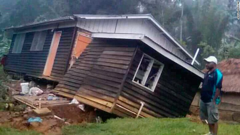 Papua New Guinea earthquake death toll rises to 67