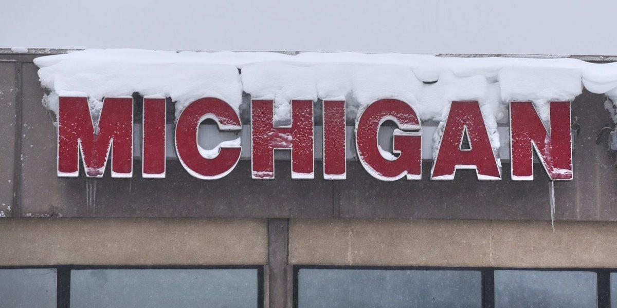 Snow to return to Metro Detroit area Tuesday
