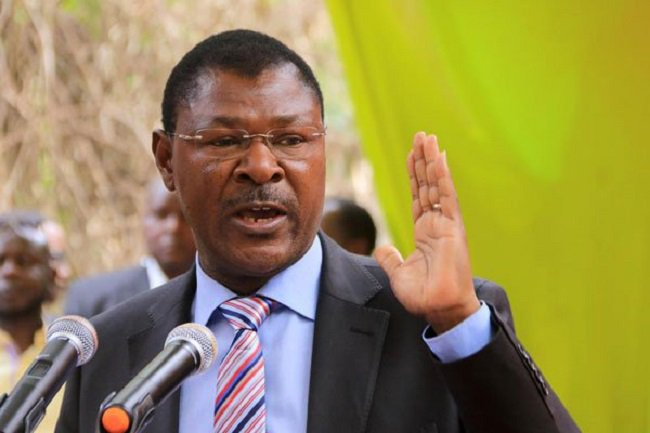 I must be on the ballot in 2022, says Wetang'ula