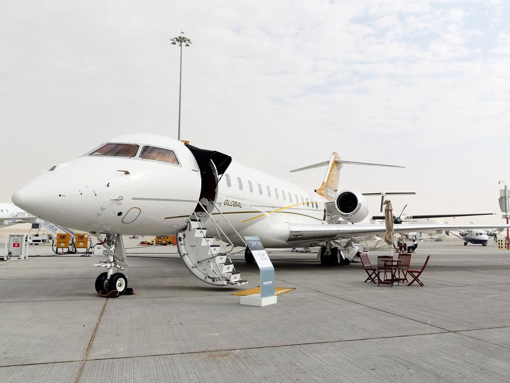Canada lent a family $41 million to buy a luxury jet. Now the jet is missing