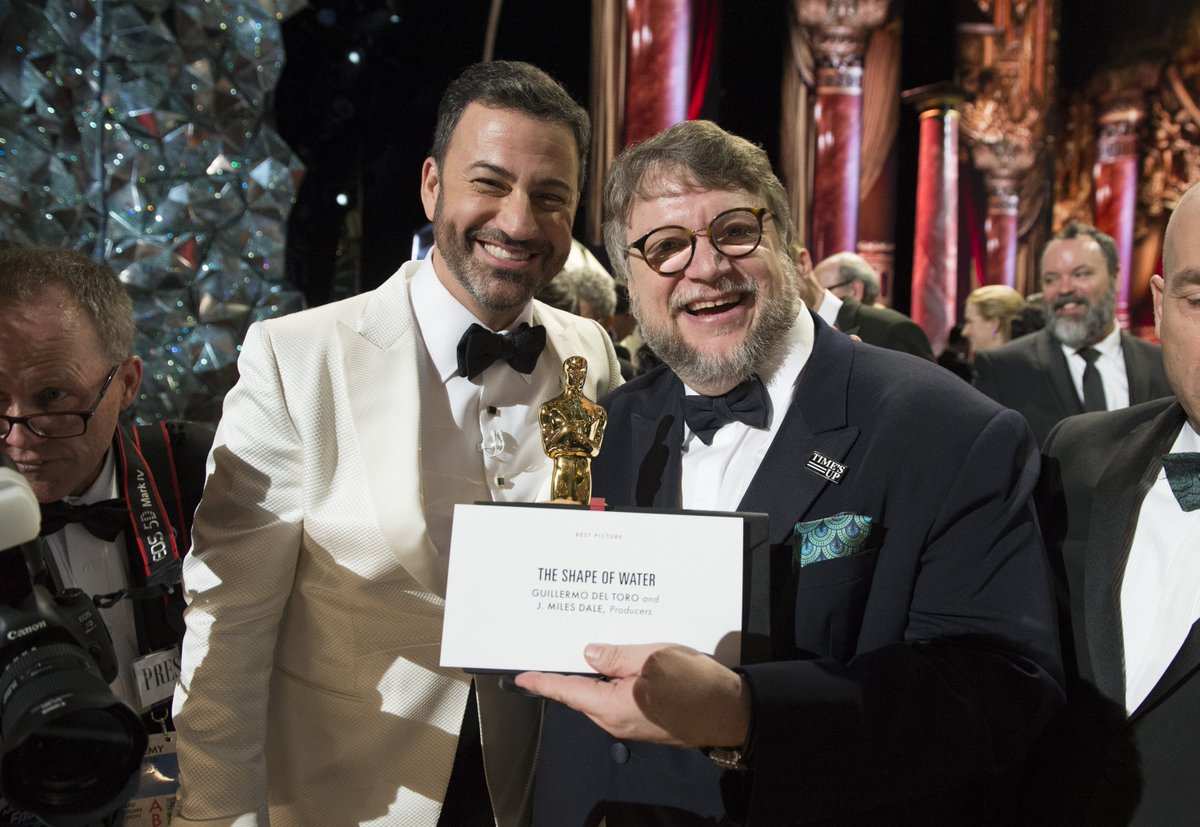 They got the right envelope. How the Oscars handled last year's epic Best Picture flub: