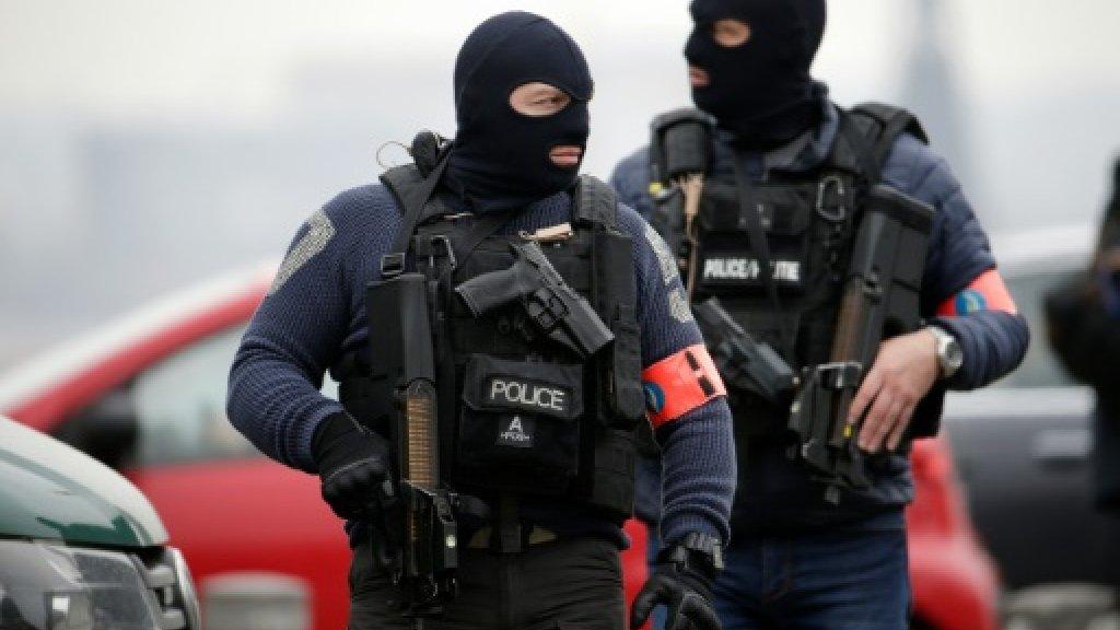 Eight arrested in Belgium anti-terror raids: source