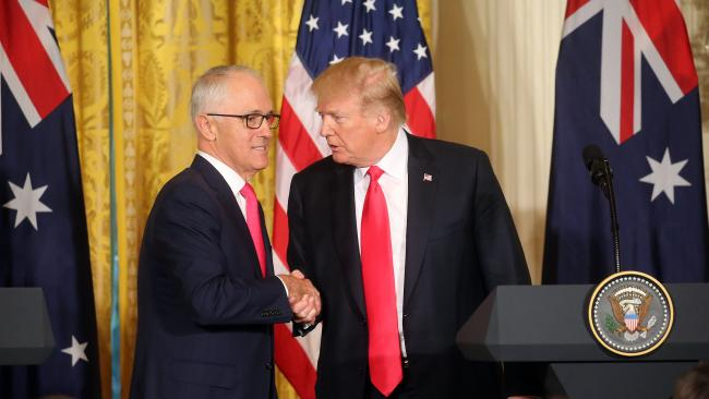 Trump promised Australia would be exempt from trade war
