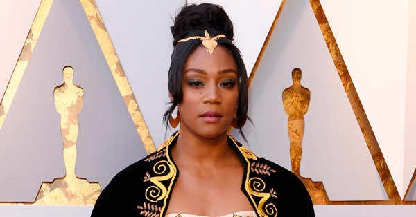 There's no competition, Tiffany Haddish was the real winner of the 2018 Oscars:
