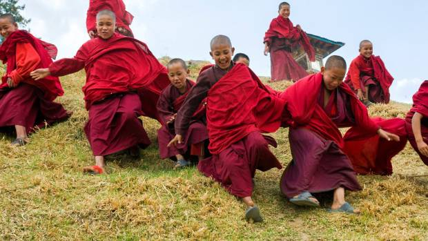 In Bhutan, gross national happiness more important than GDP