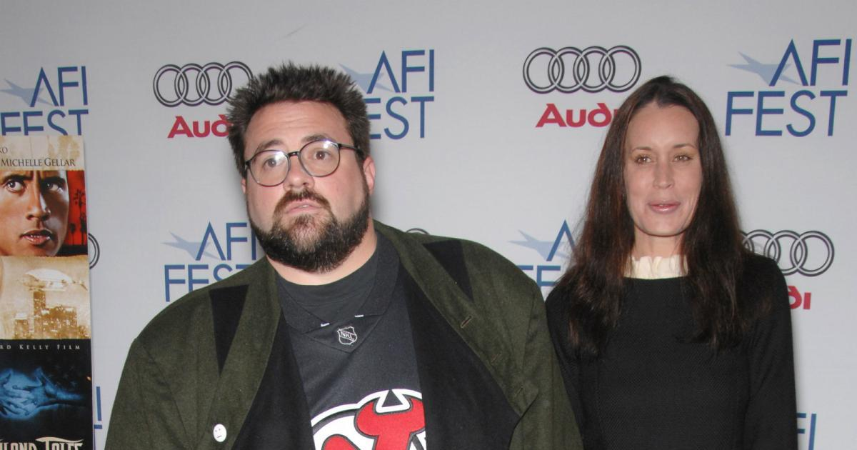 Kevin Smith goes vegetarian after heart attack