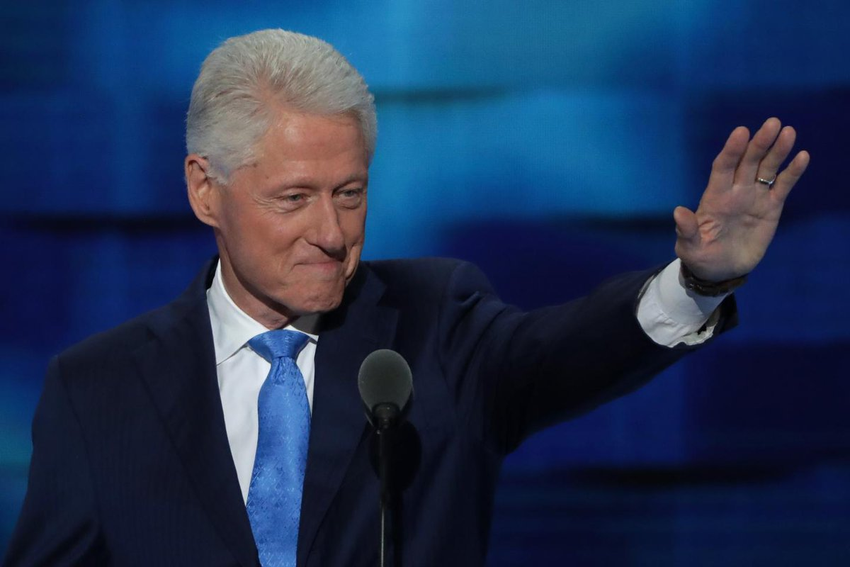 Even Bill Clinton's friends don't seem to want his support in the MeToo era