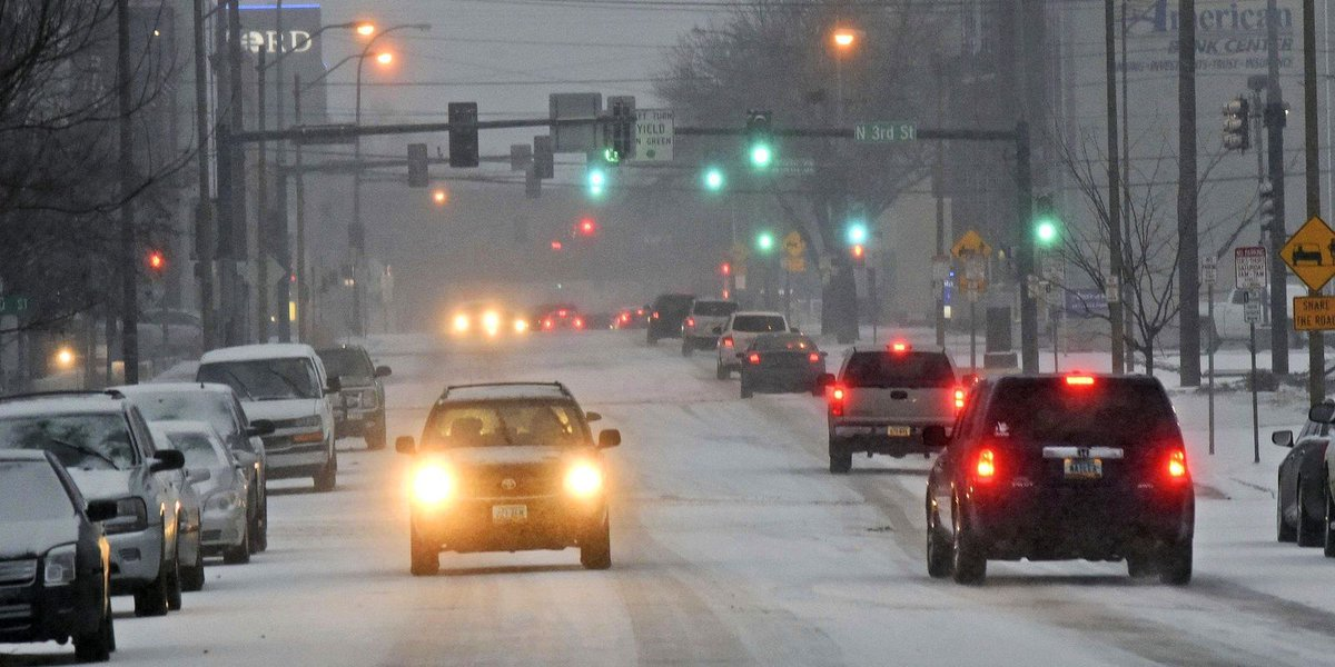 Storm threatens foot of snow for parts of Midwest