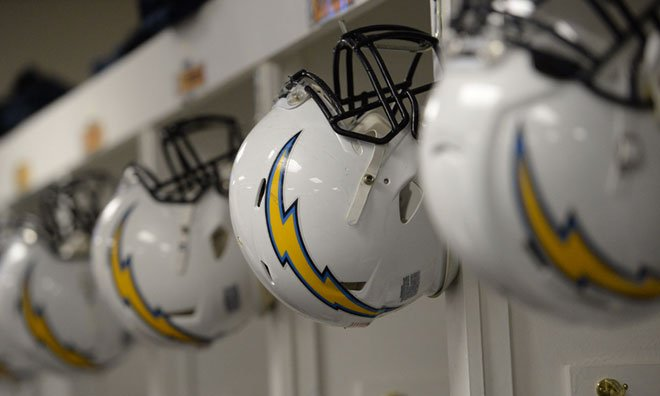 2018 Draft Order Officially Set for the #Chargers   INFO: https://t.co/XwsRtVnH3Y https://t.co/bpmzDDnYuw