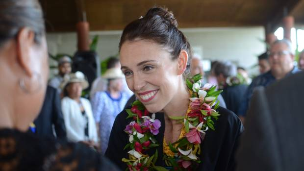 Jacinda Ardern's homecoming visit to Niue