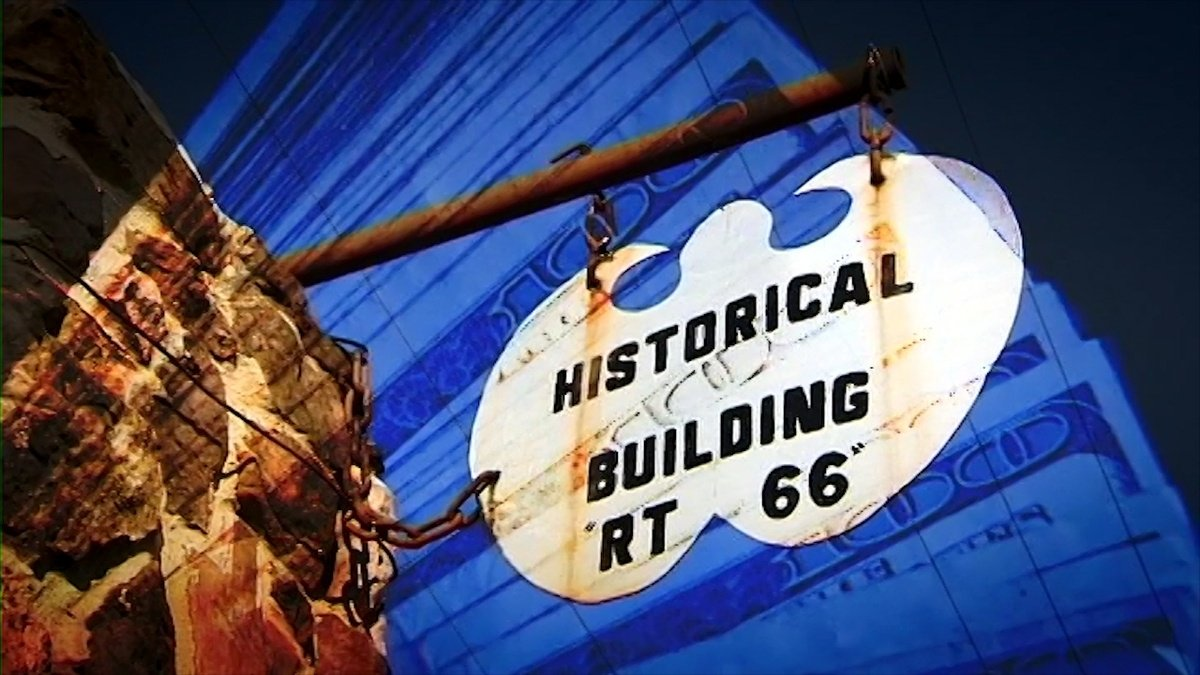 Counterfeit cash, murder part of mystery at historic Route 66 site