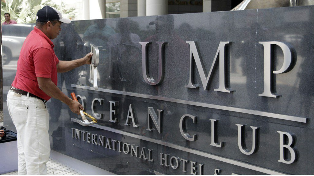 Trump Hotels brand ousted from Panama property