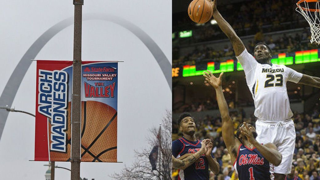 Back-to-back basketball tournaments a slam dunk for St. Louis hotels, restaurants