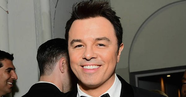 "Seth MacFarlane has one ""big problem"" with the Oscars, they pretty much ignore comedies:"
