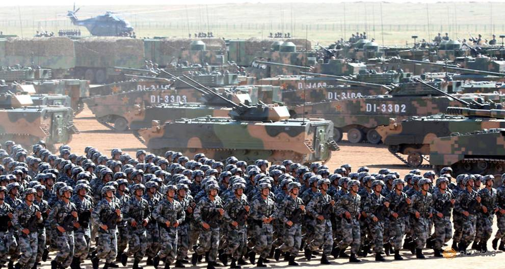 China defends defence spending rise as low, proportional